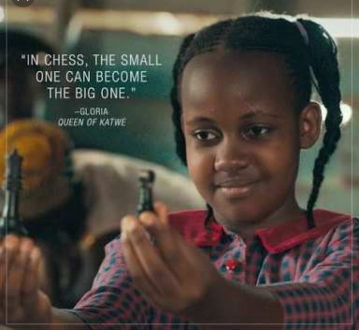 Nikita Pearl Waligwa in the movie Queen of Katwe succumbed to cancer (PHOTO/File)