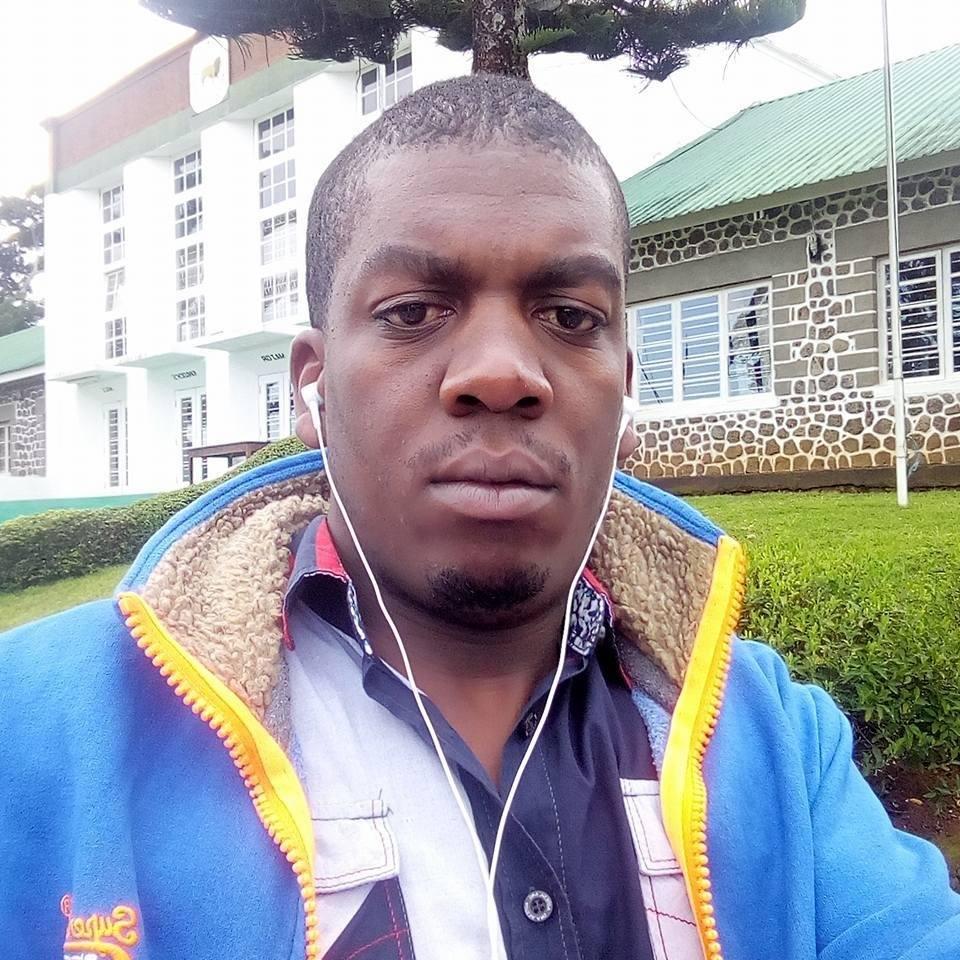 Uganda WIldlife Authority (UWA) staff, Philemon Asaasira, 33, from Bubare Sub County in Rubanda District, succumbed to gunshots wounds after a bitter cross fire with the poachers (COURTESY PHOTO)