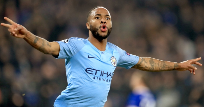 Sterling took the decisive penalty for City as they defeated Chelsea in the Carabao Cup final last month (Agency Photo)