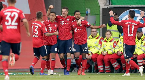 Bayern have won 10 of their last 11 Bundesliga games (Agency Photo)