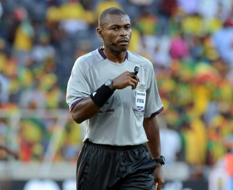 Otogo is the same referee that officiated Uganda's 0-0 draw with Tanzina last September (Agency Photo)
