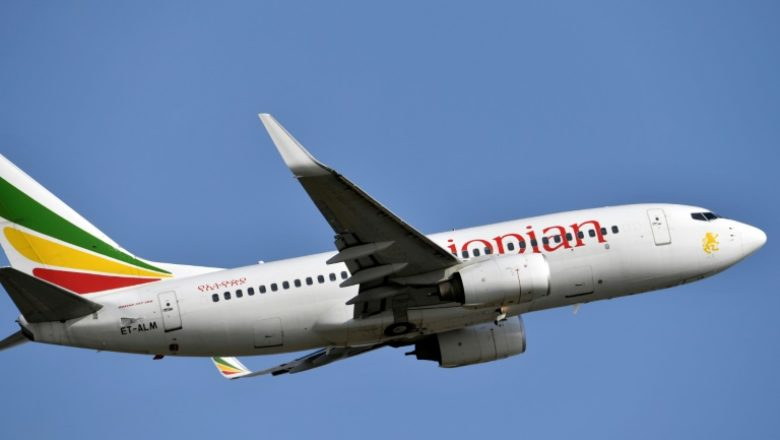 Ethiopian Airlines Boeing 737 has this morning crashed 60km south of Ethiopian capital Addis Ababa with 149 passengers on board (AGENCIES PHOTO)
