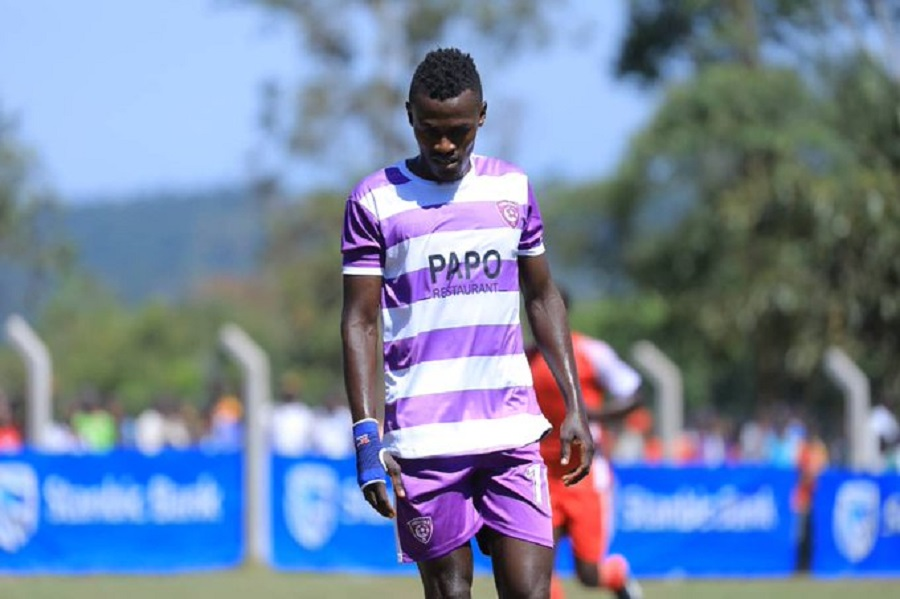 Wakiso Giants was eliminated from the Uganda Cup by Kyetume (file photo)