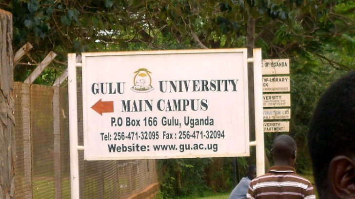 A Gulu University student,, Imuran Ntambazi Java, a student of Bachelors of Computer Science has barred from picking nomination forms for the guild race after he identifies with People Power pressure group (FILE PHOTO)