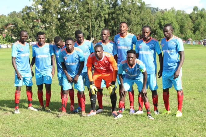 Nyamityobora will be relegated if they fail to win on Saturday (file photo)