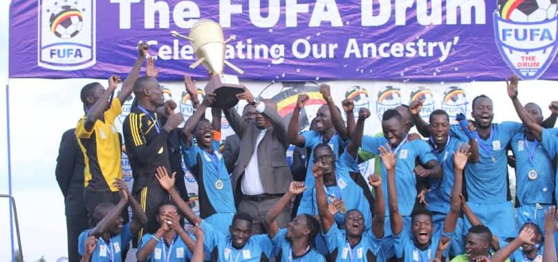 Buganda are the defending champions of the FUFA Drum. (file photo)