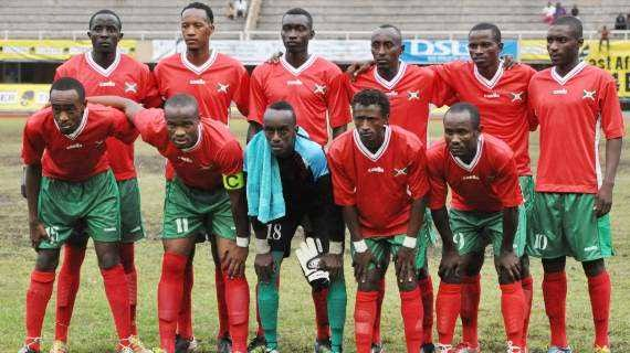 Burundi require only a point to reach the 2019 AFCON Finals (Agency Photo)