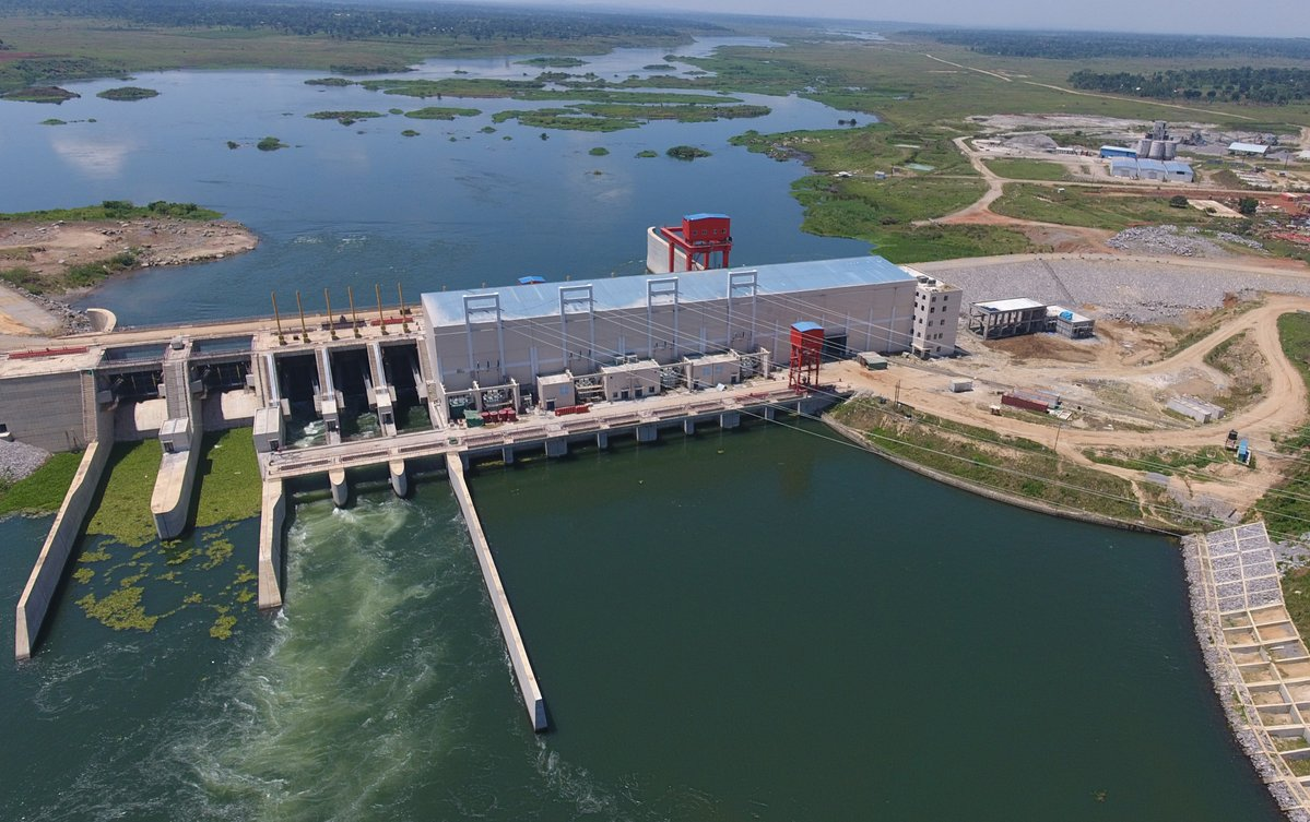 Isimba dam power project. (FILE PHOTO)