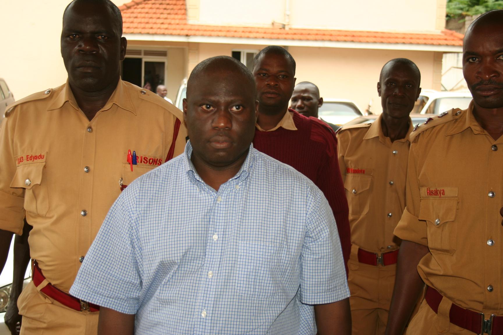 Geoffrey Kazinda