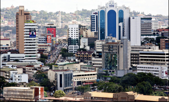 Technology Associates has unveiled plans to turn capital Kampala into one world's SmartCities. (PHOTO/FILE)