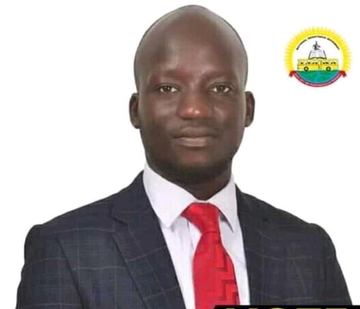 – Mr. Andrew Julian Taliwaku, an NRM guild president aspirant