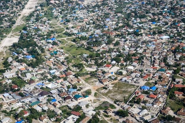 Satellite picture of some of the housing structures in sub-Sharan Africa. A new study has shown that there is an improvement in housing in the region. (PHOTO/COURTESY)