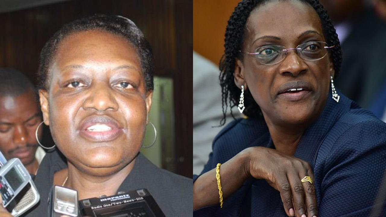 A youth group has vowed to petition the IGG Irene Mulyagonja over embattled former director of Supervisor, Justine Bagyenda (FILE PHOTO)