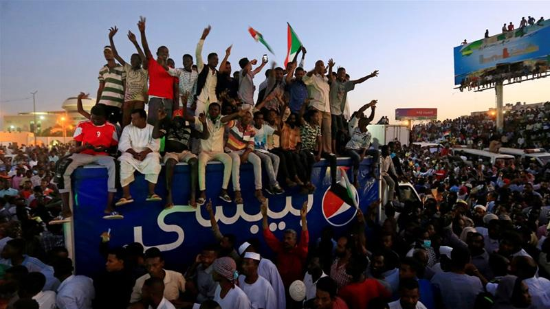 Sudan protesters want the military council to be dissolved and power handed to a transitional civilian government