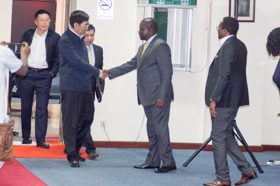 Hon. Buyin Chaola a member of CPC Central Committee