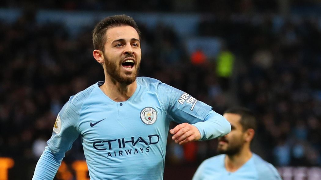 Bernardo Silva was involved in both City's goals against Fulham on Saturday (Agency Photo)