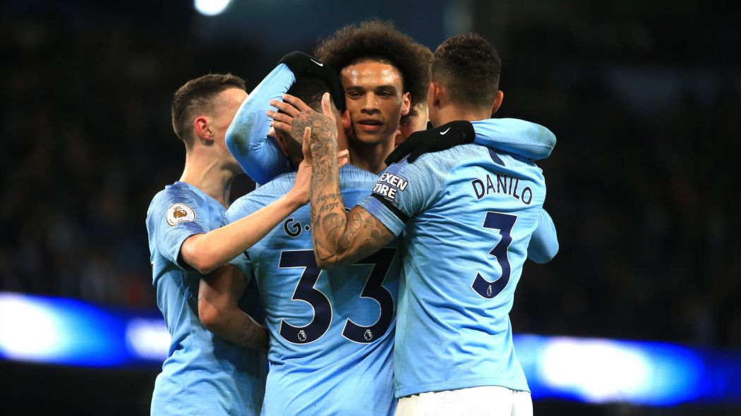 Man City are still on course to winning all four available trophies (Agency Photo)