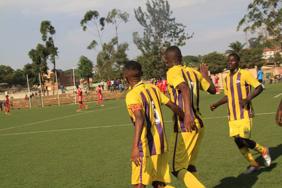Proline will secure promotion with victory away to Kabale Sharp. (file photo)
