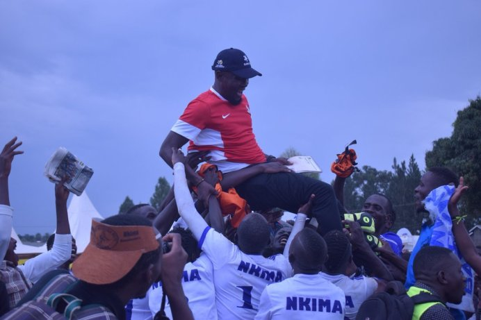 Nkima Clan are the defending champions of the Bika bya Buganda football tournament. (Agency Photo)
