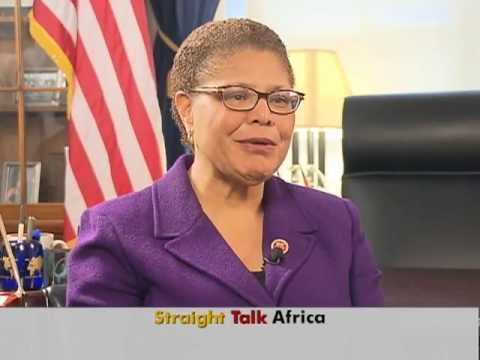 US Congresswoman Karen Bass (D-CA), the Chairwoman of the Congressional Black Caucus, encourage the government of Uganda to adhere to the rule of law and treat all its citizens justly regardless of political affiliations.""