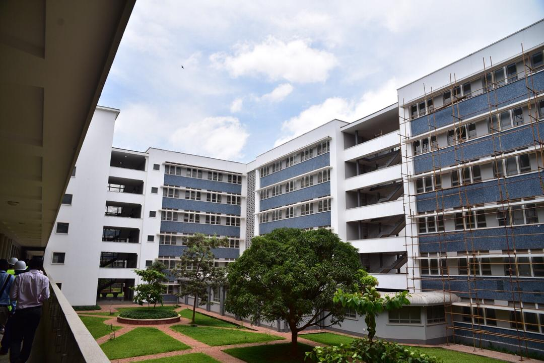Mulago Hospital Director has revealed that the refurbished Mulago National Referral Hospital is equipped with state of the art modern theatres to handle major complications (PHOTO BY Ainebyona)