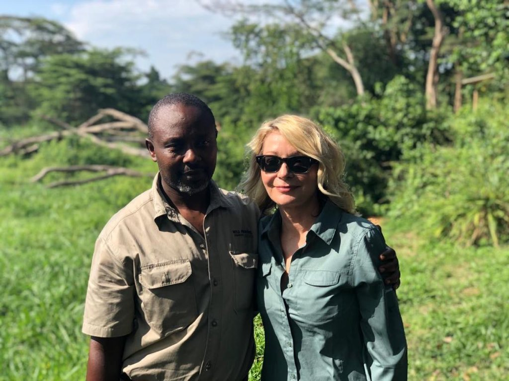 American tourist Ms. Kimberly Sue Endicott and a Senior Tour Guide, Jean-Paul Mirenge- Remezo, were kidnapped Tuesday April 2 in Queen Elizabeth National Park. (PHOTO/File)