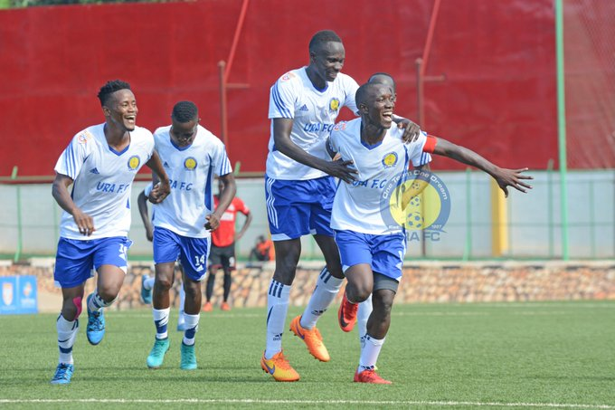 URA FC have not defeated Maroons in any of their previous four meetings.