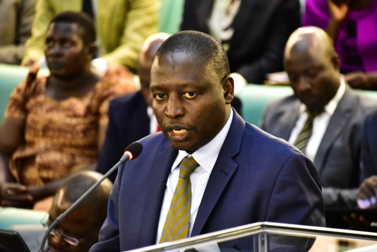 State Minister for Planning David Bahati