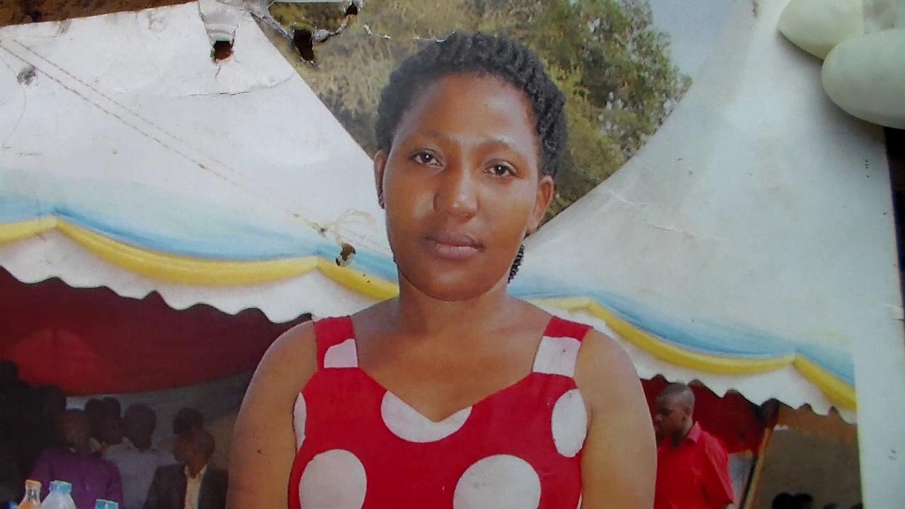 Doreen Natukunda while still alive. (PHOTO/BOB AINE)