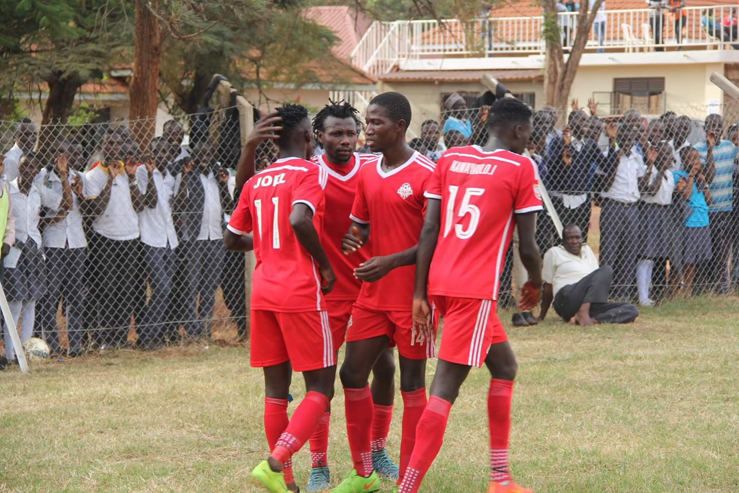 Kirinya are just six points off top four. (file photo)