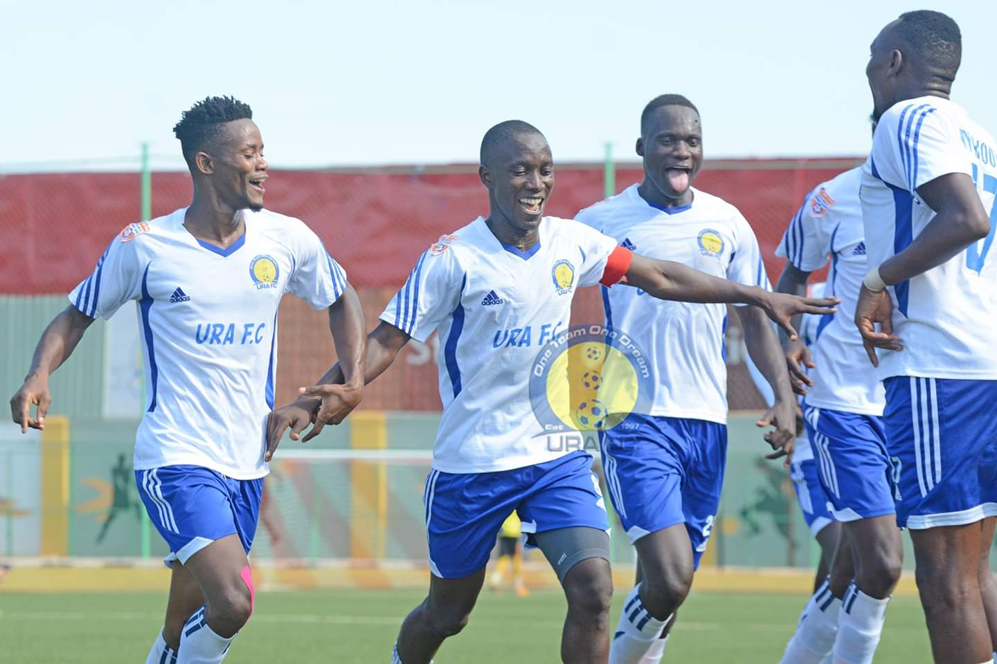 URA will move back into third with victory over Police. (URA FC Photo)