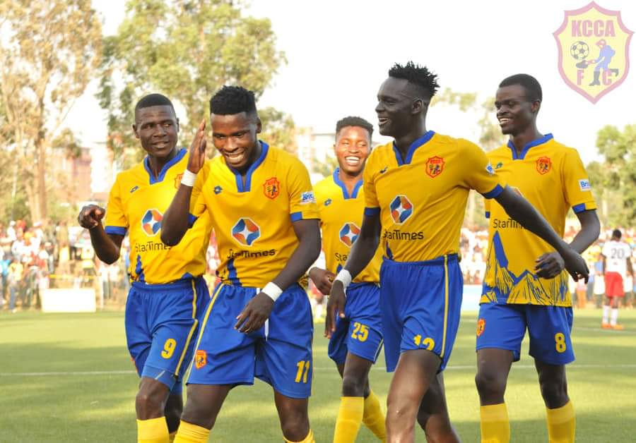 KCCA FC are nmaking a return to the Champions League after reaching the group stages in 2018. (PHOTOS/filr)