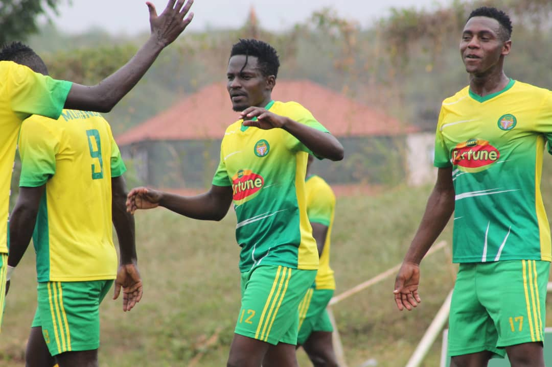 Bul FC is one of the 16 members of the 2019/20 Uganda Premier League. (PHOTO/File)