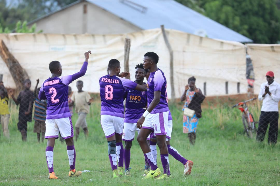 Wakiso Giants are one of the two newly promoted sides that will take part in the Pilsner Super 8 2019. (PHOTO/File)