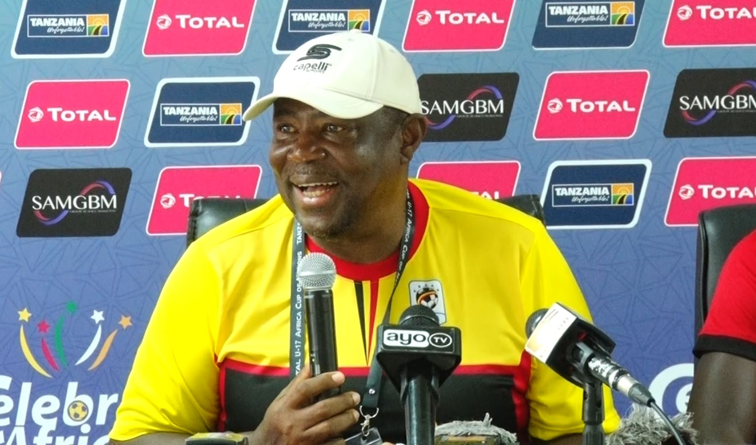 Kwesi is confident the Cubs will reach the semi finals of the AFCON 2019 tournament (file photo)