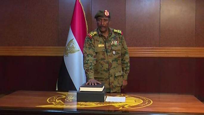 Lieutenant-General Abdel Fattah Abdelrahman Burhan