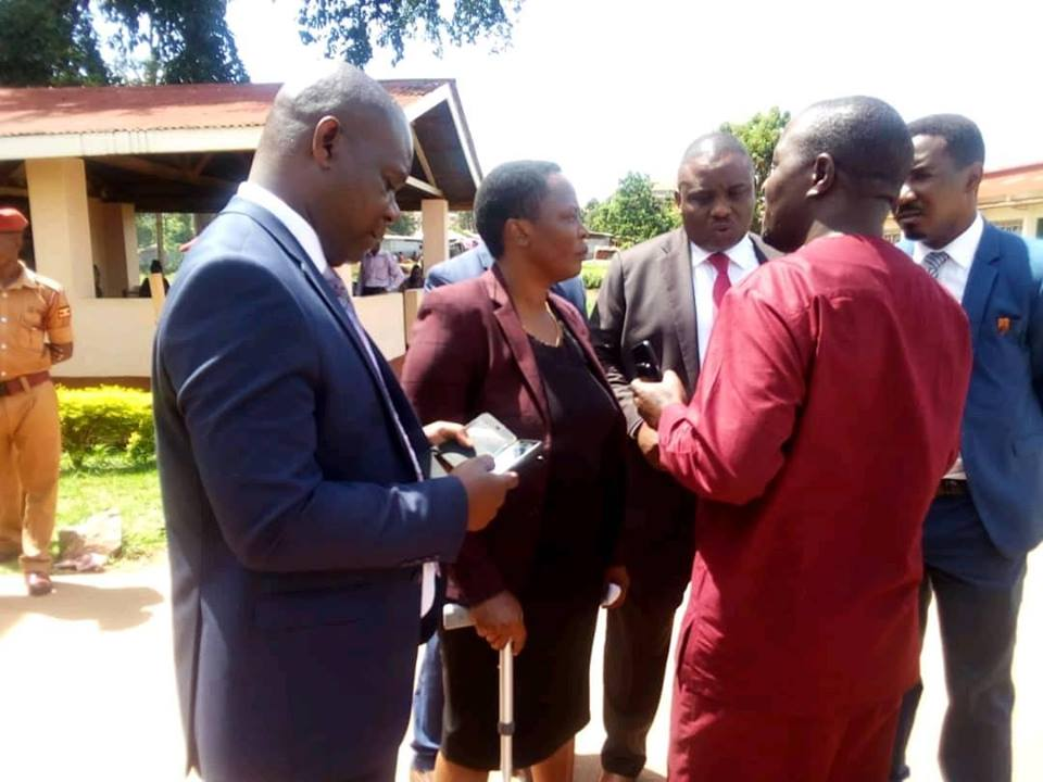 Members of Parliament have been denied access to Luzira. (PHOTO/PML)