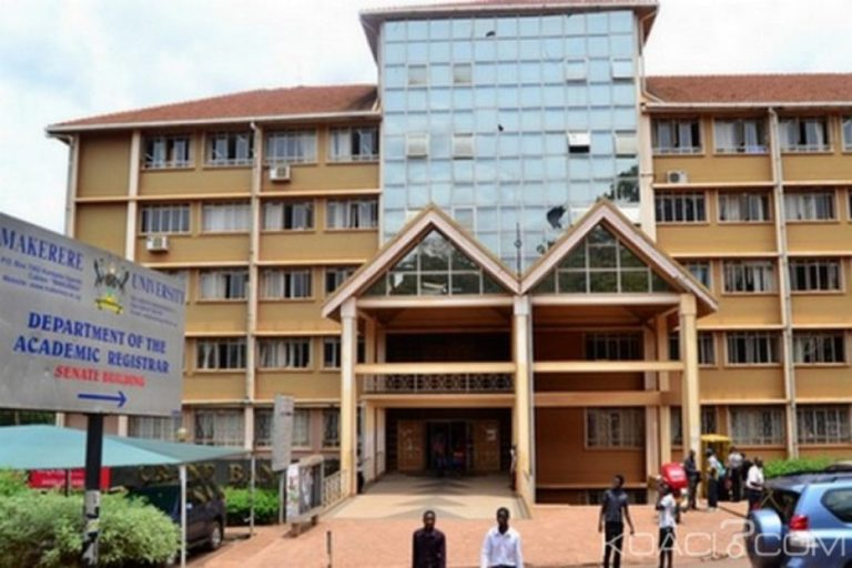 Academic Registrar's Department at the prestigious Makerere University (PHOTO/FILE)