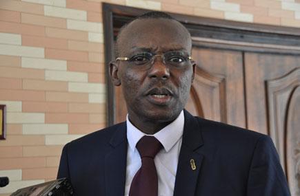 Michael Odongo, Executive Director Uganda Road Fund