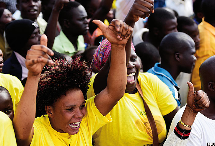 President Museveni has sanctioned UGX3 billion to support youth projects in 35 districts. (FILE PHOTO)