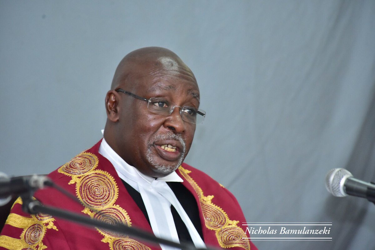 Justice Mugamba Paul contends the #AgeLimit act was illegally enacted, rules it is null and void over certificate of compliance, Age Limit Ruling