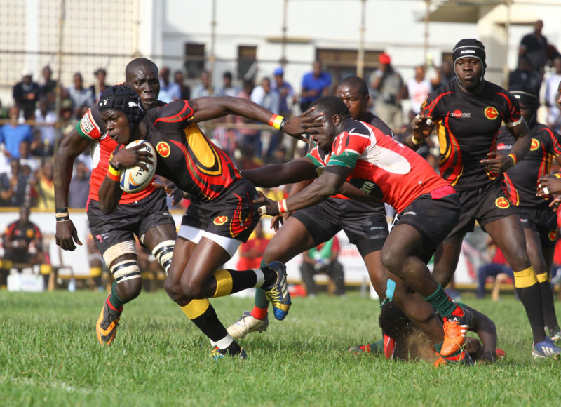 Uganda finished third in the Gold Cup last year (Agency Photo)