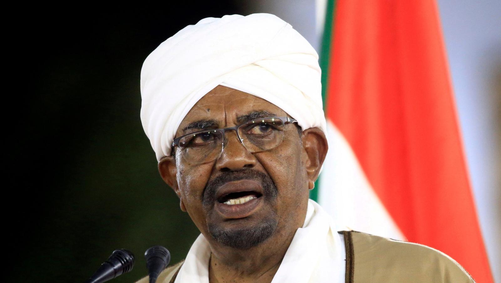 Sudan's ousted president Omar al-Bashir