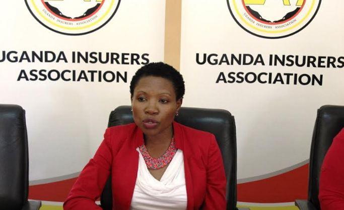 Ms Miriam Magala, the chief executive officer of the Uganda Insurers Association