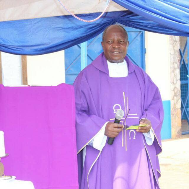 Bishop elect of Masaka Diocese. (PHOTO/FILE)
