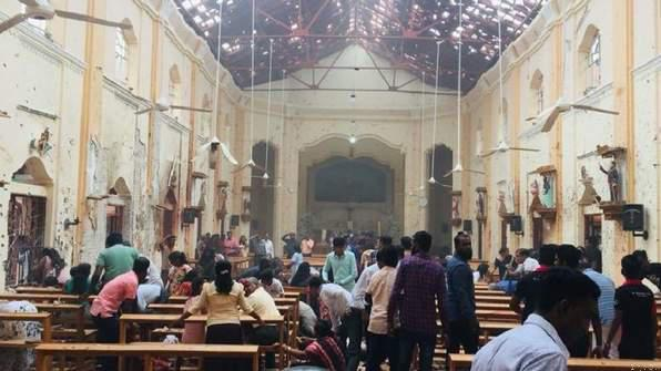 Sri Lanka Police has confirmed death toll has risen to 130. (PHOTO/FILE)