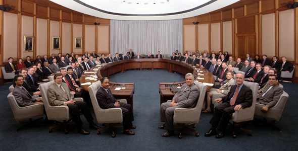 The Executive Board of the International Monetary Fund, Washington, D.C