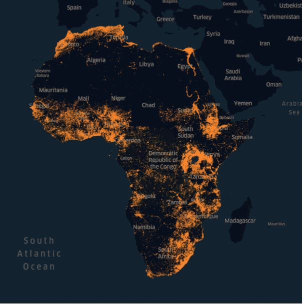 New AI-powered, high-res maps to help humanitarian aid and relief agencies better assist people in need. PHOTO/COURTESY)