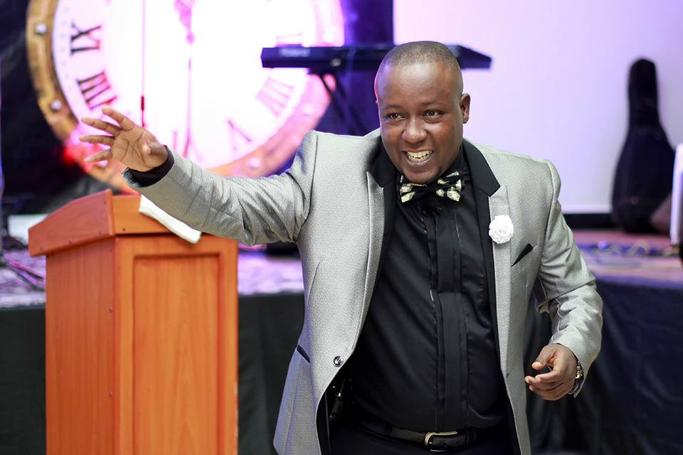 Watchman Ministries pastor, Joseph Kabuleta  (PHOTO/File)