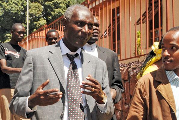 Former Permanent Secretary in the Ministry of Local Government John Kashaka Muhanguzi (FILE PHOTO)